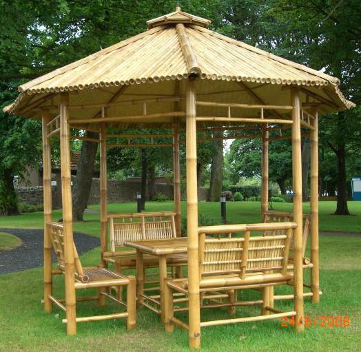 le bambou un mat riau exotique pour concevoir une gloriette guide de construction des. Black Bedroom Furniture Sets. Home Design Ideas